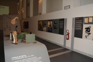 La mostra - sezione dedicata al K2