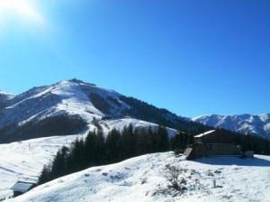 Le montagne sopra Roccaforte Mondovì (Photo Lurisia.it)