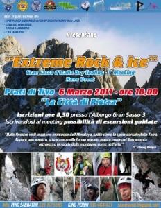 Locandina Extreme Rock & Ice