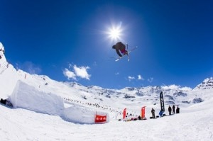 The North Face Skichallenge, Val Thorens, 2008
