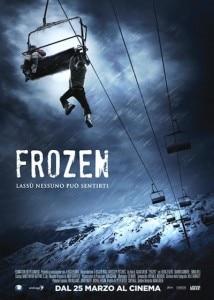 Locandina del film Frozen