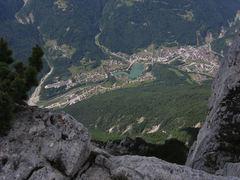 Vista dal Monte Pelsa