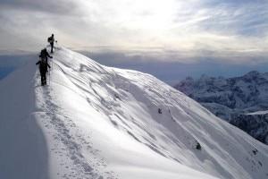 In montagna (Photo Gila)