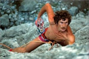Ron Fawcett negli anni 70