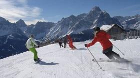 Duemila incidenti sugli sci in Trentino