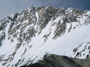 Shisha parete sud
