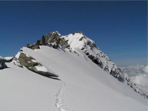 Vista sull'Aiguille du Glaciers (Photo courtesy of Lepaysdh.perso.neuf.fr)