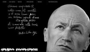 Il nuovo sito di Silvio Mondinelli