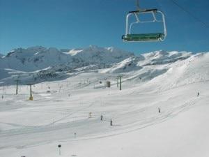 Le piste di La Thuile (Photo virtualtoursit.com - PolinaS)