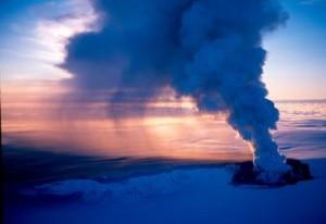 Il vulcano Grimsvotn