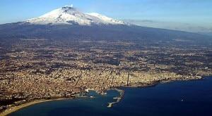 Catania e l'Etna