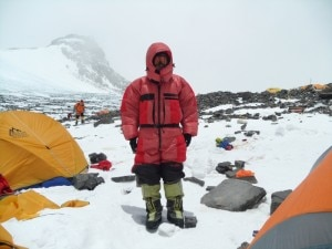 Share Everest 2011 a Colle Sud
