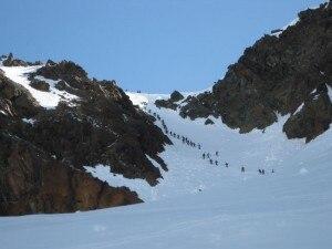 Raduno scialpinistico Ortles-Cevedale 2011