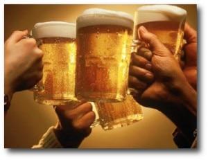 La festa della birra
