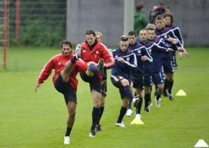 Bayern Monaco, allenamenti