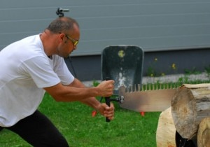 Campionato italiano boscaioli - Stihl Timbersports Series (photo www.stihl