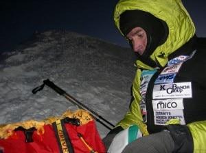 Confortola sul K2 nel 2008