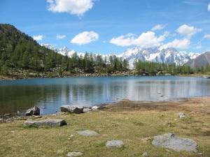Lago d'Arpy - Morgex (Photo Rollopack)