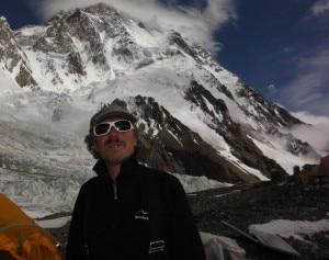Maurizio Gallo al K2