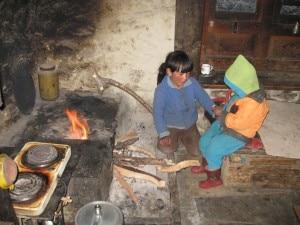 Ricerca Annalisa Cogo - Nepal 2011