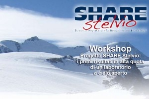Share Stelvio: workshop a Milano