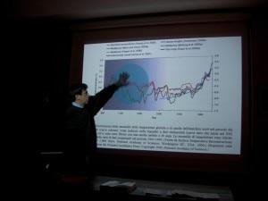 Antonello Provenzale presenta i dati di Paprika