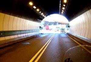 Il tunnel del Monte Bianco