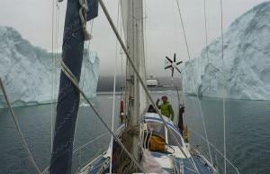 Favresse in Groenlandia (Photo www.nicolasfavresse