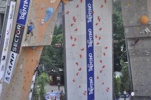 IFSC Climbing World Championships Arco 2011 (Photo Giulio Malfer)
