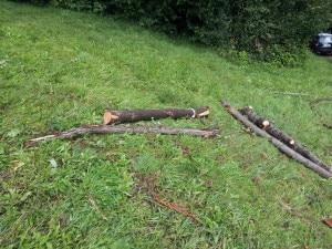 Il luogo dell'incidente (photo courtesy www.valsassinanews.com)