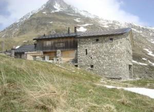 La capanna Terri (Photo www.terrihuette.ch)