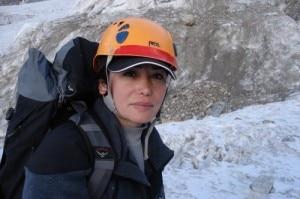 Leila Esfandiari (Photo nasehpour.blogspot.com)