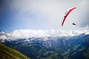 Red Bull X Alps (Photo www.redbullxalps.com)