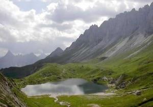 Sappada i laghi d'Olbe (photo courtesy www.sappada.biz)