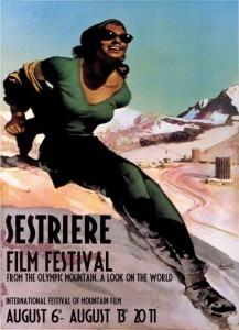 Sestriere Film Festival - locandina