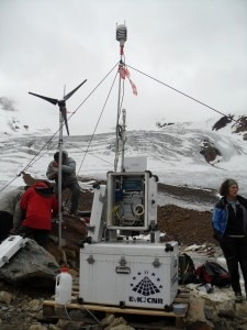 Nano Share - ghiacciaio dei Forni