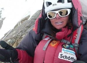 Gerlinde-Kaltenbrunner-al-K2-nel-2010