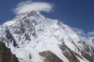 K2 da Sud (Photo courtesy www.kingabaranowska.com)