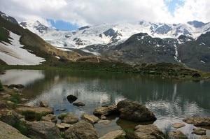 Lago alpino Parco dello Stelvio (Photo vcomeviaggiare.freehostia.com)