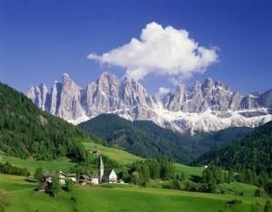 Dolomiti (Photo courtesy of  control.ing.unitn.it)