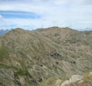 Cresta di Punta Imeratoria, cima più alta del gruppo del Civrari (Photo courtesy of www.gulliver.it)