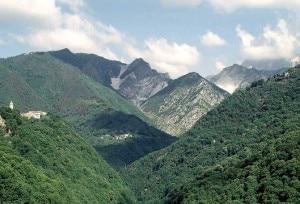 Alpi Apuane (Photo www.tirreniahotel.it)
