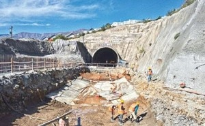 Nuovo tunnel nel Kashmir indiano