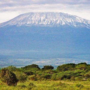 Il Monte Kilimanjaro (Photo courtesy of http://www.flickr.com/photos/tambako/)