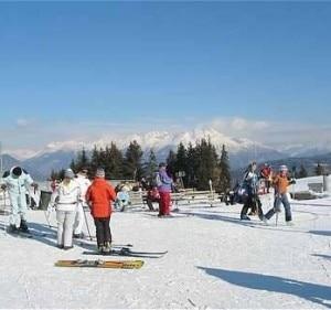 Sciatori in Valtellina (Photo courtesy of http://www.vaol.it)