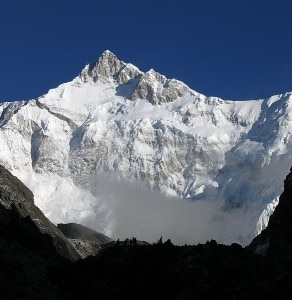 Il Kangchenjunga (Photo courtesy of http://www.thetoptensite.com)