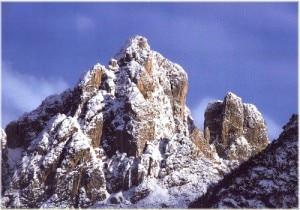 Monte Cornetto - Sengio Alto (Photo Caivaldagno.it)