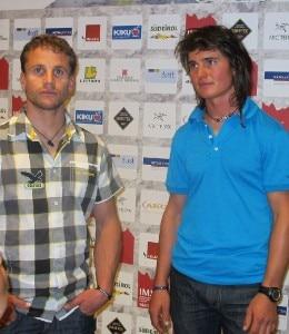 Roger Shaeli e Simon Gietl.jpg