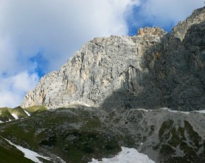 Schüsselkarspitze parete sud (Photo summitpost.org)
