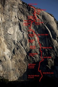 The Prophet - El Capitan (Photo Leo Houlding - climbing.com)